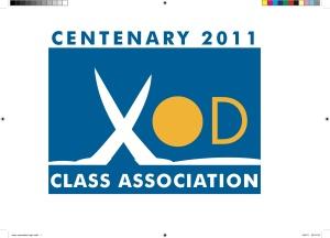 XOD Centenary logo